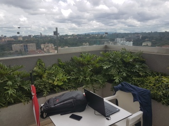 Rooftop office NBO