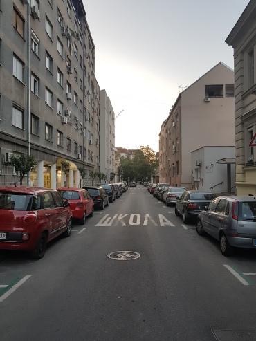 Home street. Beo