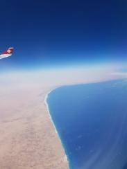 Flight by flight. Egypt