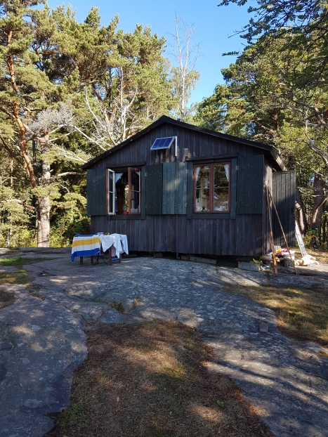 Cabin- off Grid