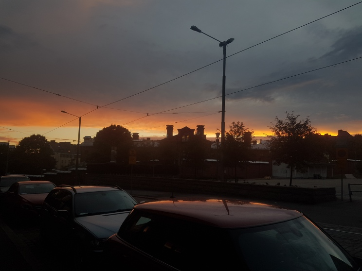 HKI Sunset