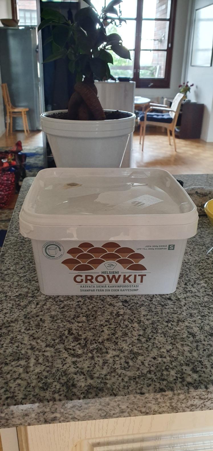 Mushroom starter-kit